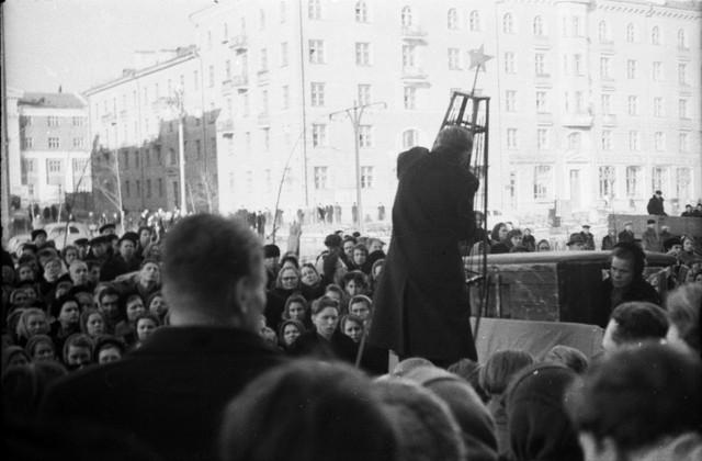 Dyatlov pass funerals 9 march 1959 07