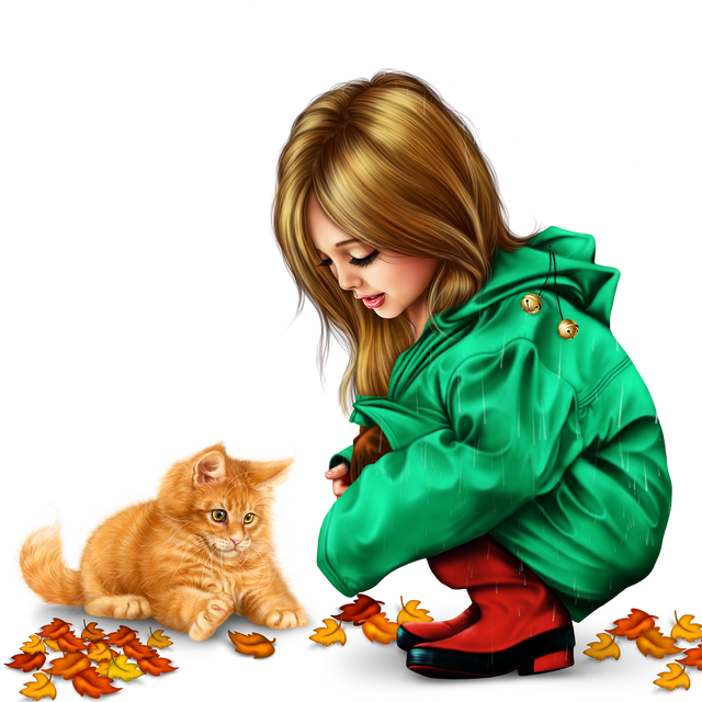 little-girl-in-raincoat-with-a-kitty-png-144d861bafaba81a1f.png
