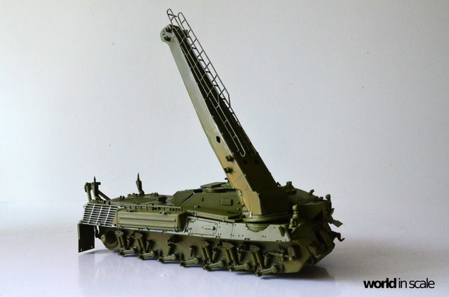 Bergepanzer WISENT - 1:35 of Perfect Scale 28947292_1016201435214038_5089069803094962763_o