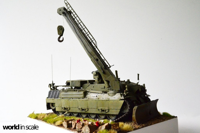 Bergepanzer WISENT - 1:35 of Perfect Scale DSC_2289_1024x678