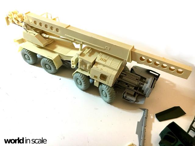 MAZ-543 + KS-6571 - 1/35 by Trumpeter, Panzershop  IMG_5757