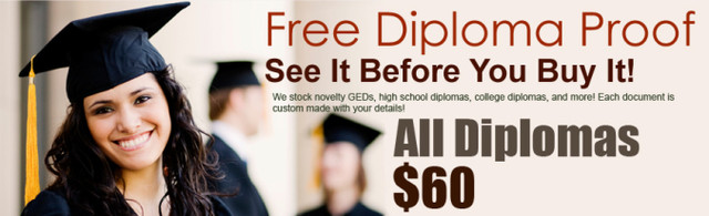 Benefit from Having a Diploma Displayed