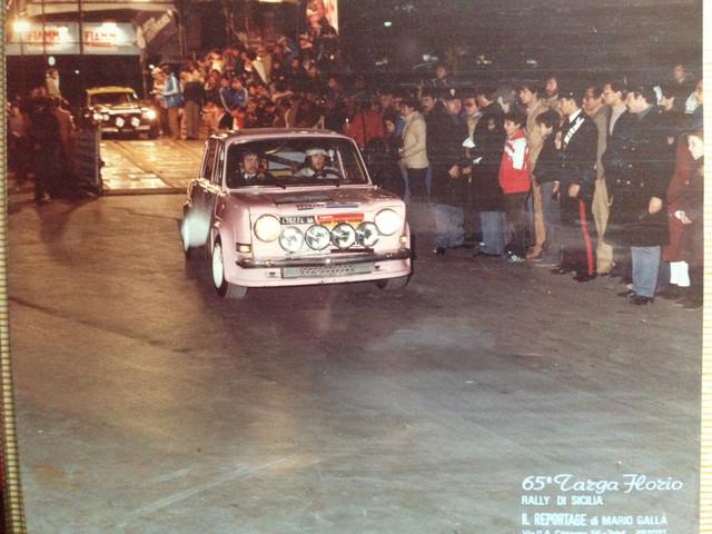 Targa Florio 1981 Simca b