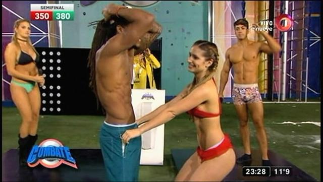 Vicky Mariana Combate 100617 31