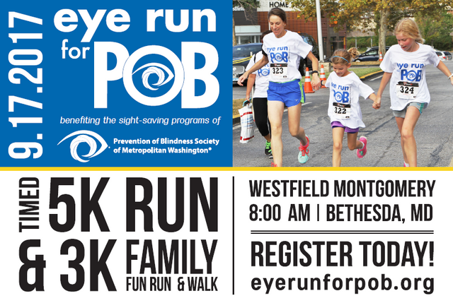 Eye Run for POB 2017
