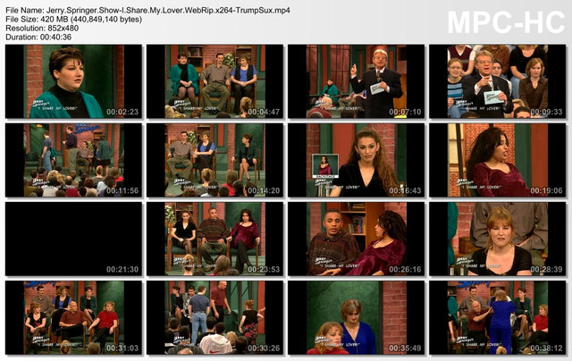 Jerry Springer Show-I Share My Lover WebRip x264-TrumpSux mp4