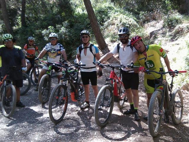 Jarapalos en bici Foto4868