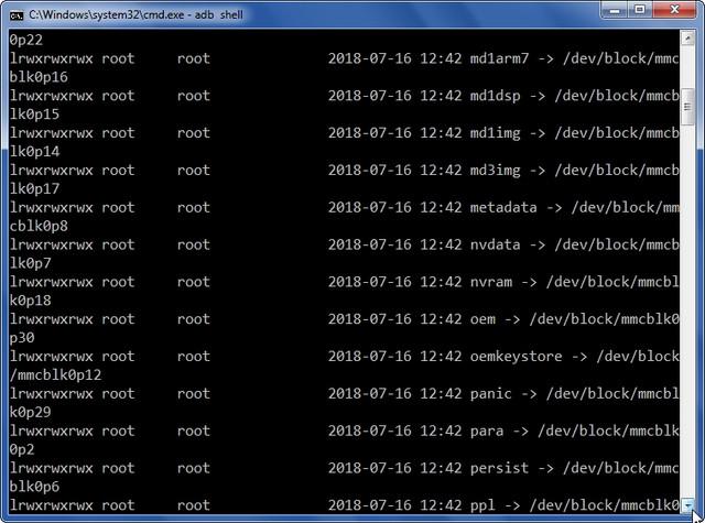 2018 07 17 11 01 16 C Windows system32 cmd exe adb shell