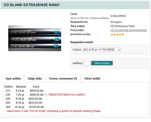 CD BLANK EXTRASENSE NANO 2017 09 11 10 14 31