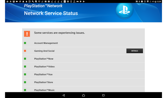 PlayStation Network Gaming is back online(Guessing for both PS4: EU