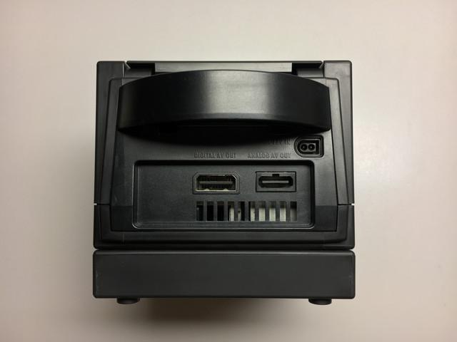 [Vendu] Nintendo GameCube DOL-001 Region Free XenoGC Game Boy Player SDGecko Swiss 240p !!!! IMG-0637