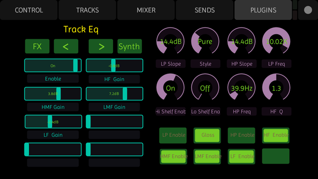 Control Sonar with your android phone | Cakewalk Forums