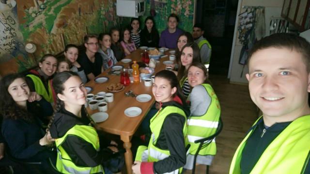 Социальная работа Силы Молодых