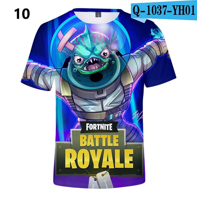 Battle-Royale-T-Shirts-Rainbow-Smash-Pony-Horse-Short-Sleeve-Tshirts-3-D-T-shirts-Boys-and-Q1037-YH01