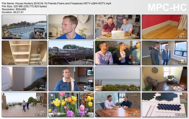 House Hunters 2018 04 10 Friends Fixers and Fireplaces HDTV x264-HGTV mp4