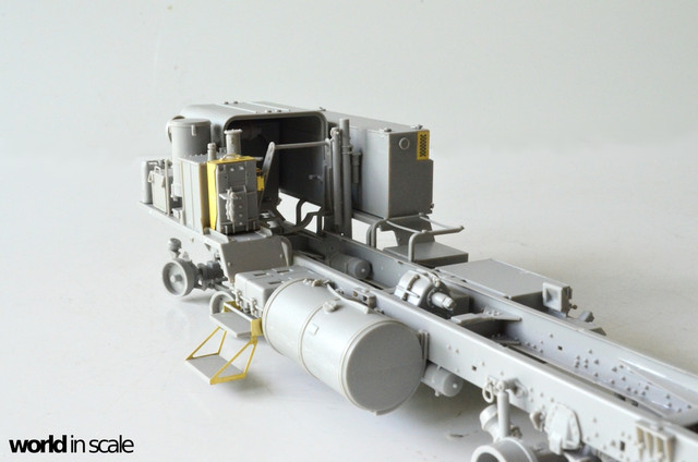 Terminal High Altitude Area Defence (THAAD) - 1/35 by Trumpeter DSC_2834