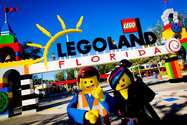 Lego Movie World Orlando New Attractions