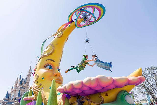 [Tokyo Disney Resort] 35th Anniversary : Happiest Celebration ! (du 15 avril 2018 au 25 mars 2019) - Page 3 W806