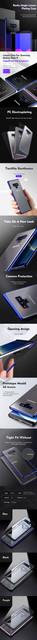 Husa pentru Galaxy Note 9 Benks Electroplated
