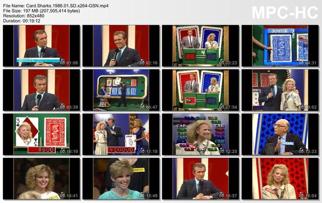 Card Sharks 1986 01 SD x264-GSN mp4