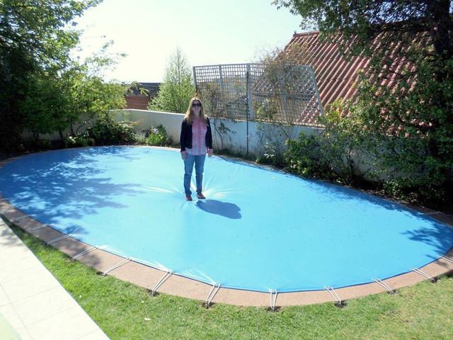 Cubiertas de piscinas en Sevilla
