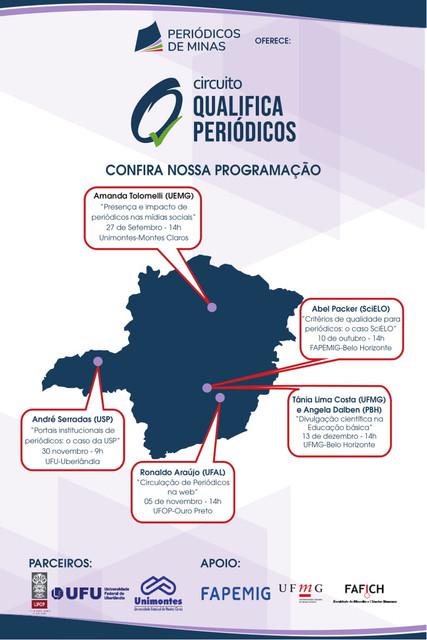 Mapa I Circuito Qualifica Periodicos