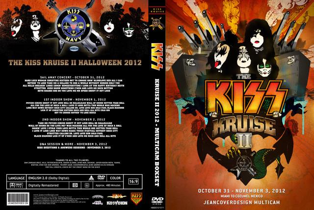 KISS - 2012 Kruise II Box Set ~ Jean Cover Edition - Guitars101