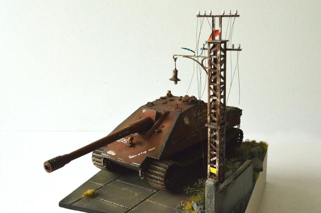 Jagdpanzer E-75 - 1:35 v. Trumpeter, Bolddivision DSC_2810