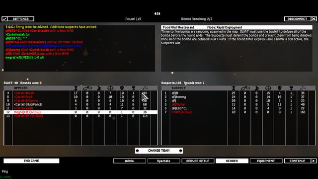 Cartel vs qR  2-6 Lost [Final League] 1