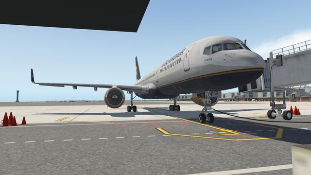 ICE212 l icelandair l EKCH-BIKF l FlightFactor 757-200 l