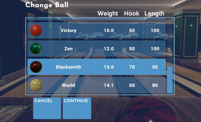 Ball Selector