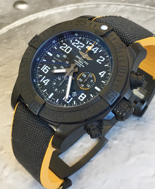 Breitling-Avenger-Hurricane-Breitlight-XB1210-Military-24hr-50mm