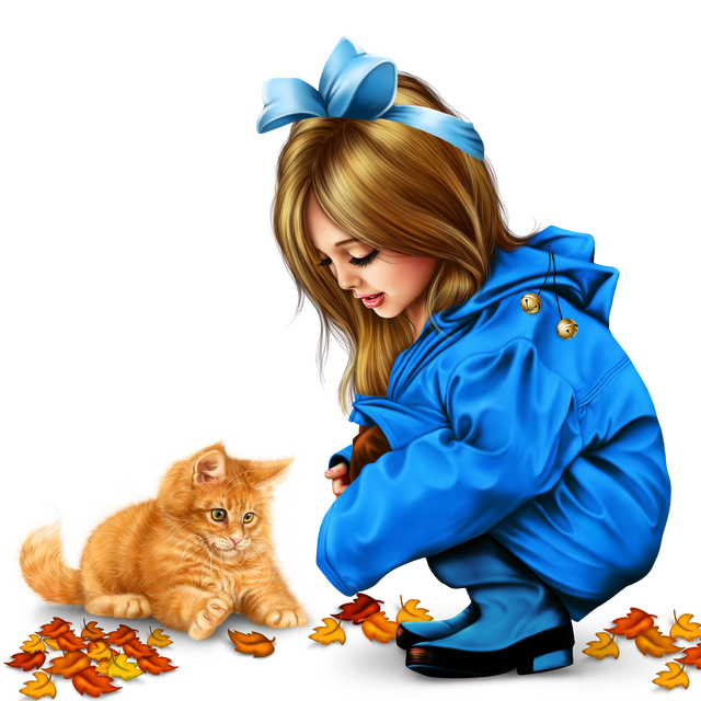 little-girl-in-raincoat-with-a-kitty-png-200559e3f6928af774.png