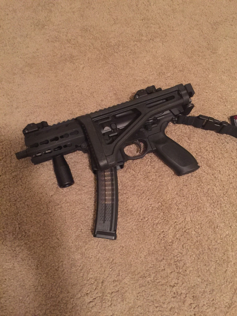 Sig MPX questions - Page 1 - AR15 COM
