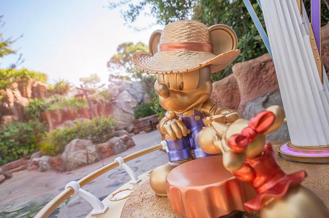 [Tokyo Disney Resort] 35th Anniversary : Happiest Celebration ! (du 15 avril 2018 au 25 mars 2019) - Page 4 Td1