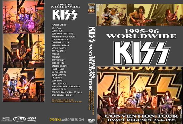 KISS - 1995-06-25 ~ Phoenix, AZ - Guitars101 - Guitar Forums