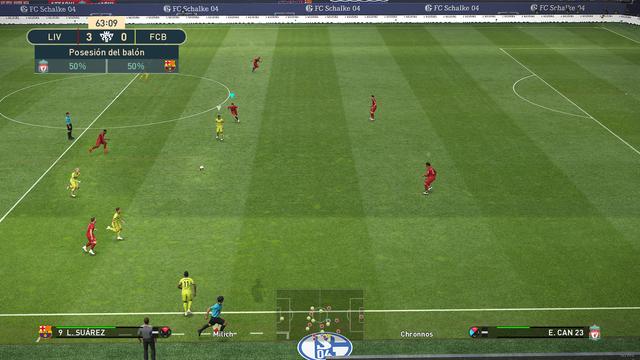 HO] Pro Evolution Soccer 2019 en PC › Juegos (6/90)