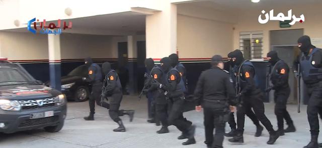 Moroccan Special Forces/Forces spéciales marocaines  :Videos et Photos : BCIJ, Gendarmerie Royale ,  - Page 13 C5