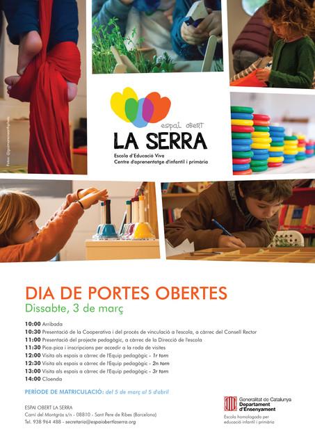 AF_Cartel_Portes_Obertas_La_Serra_2018_V1_01