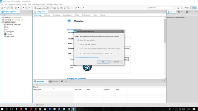 Tizen SDK 2 1 Fork Player test 0008