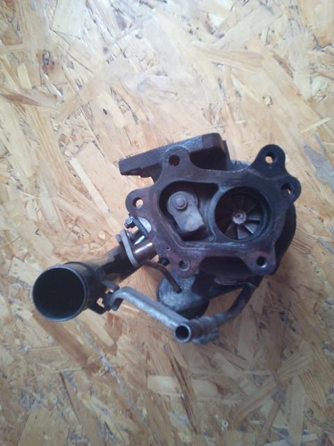 Двигатель K3VET турбо в разбор - Запчасти и аксессуары - IMG_20180929_105726