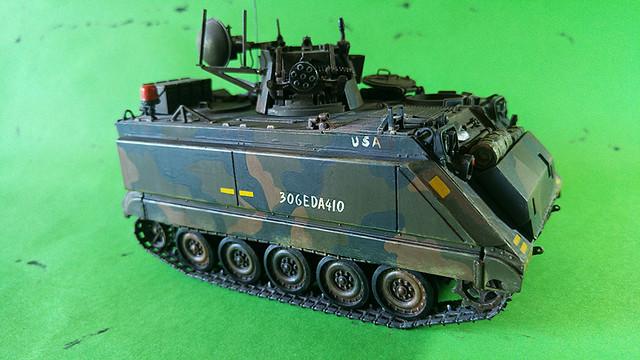 M-113 VULCAN  1/35 Italeri M113_d