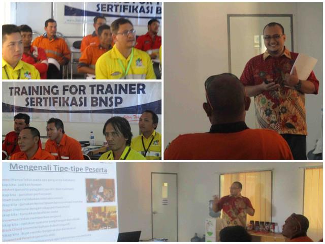 training for trainer sertifikasi bnsp manado - Transwish indonesia