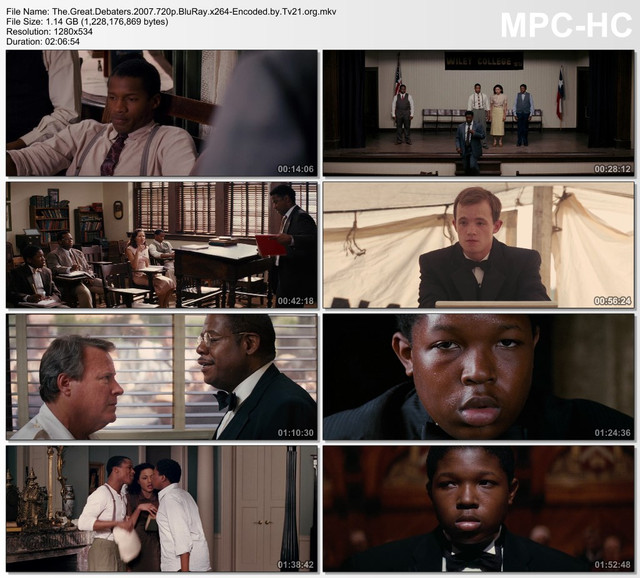 download film the great debaters sub indo