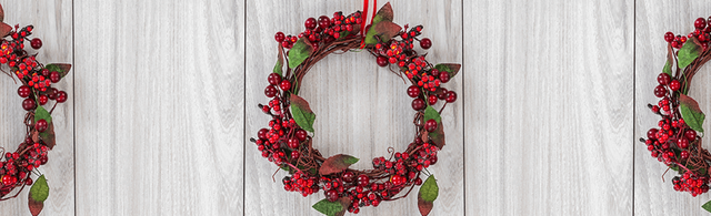 cranberry-wreath