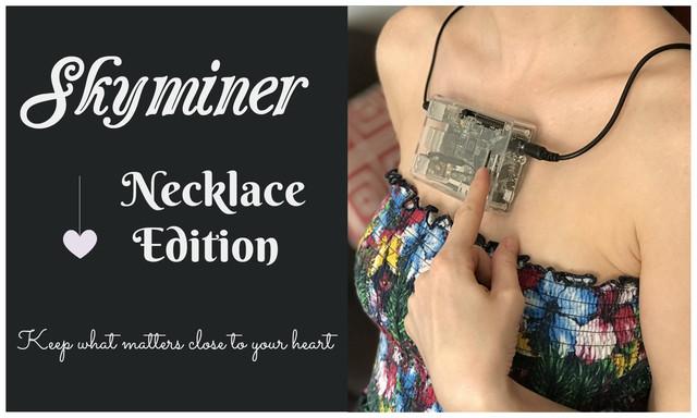 Skyminer Necklace
