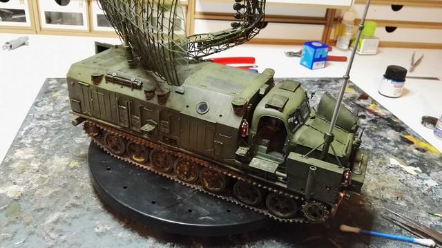 "P-40 ""Longtrack""-Radar - 1:35 v. Trumpeter, Panzershop, ... P_40_5"
