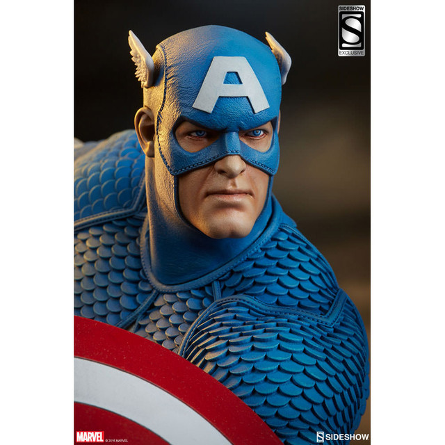 Captain America Wings