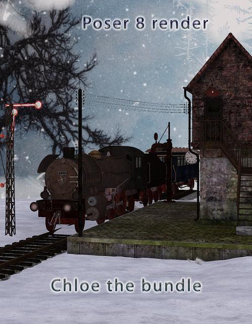 Machin Ville – Chloe the bundle