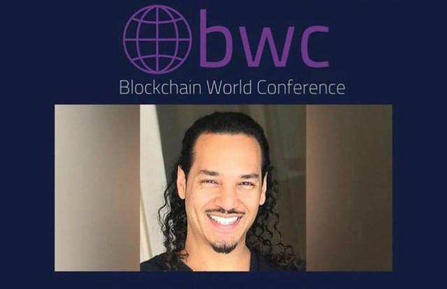 Graham Goddard at BWC